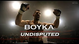 Boyka: Undisputed 4 (2016) -  All the fighting scenes - Part 1 (Only Action) [4K]