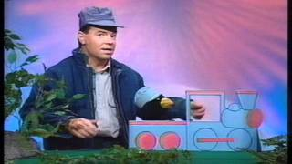 Mr. Dressup, featuring Mark Kersey,