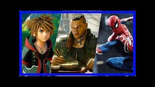 Breaking News | Wccftech's E3 2018 Awards: Cyberpunk 2077, Spider-Man, and More