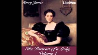 The Portrait of a Lady by Henry James  (FULL Audiobook) part - (1/2)