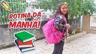 MINHA ROTINA DA MANHÃ! - JULIANA BALTAR