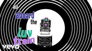 Jadagrace - Luv Train (Lyric Video)