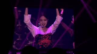 JENNIE solo stage - BLACKPINK IN YOUR AREA IN SEOUL DAY2
