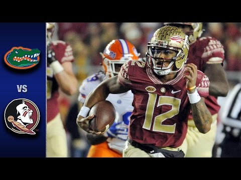 Florida State vs. Florida Football Highlights 2016