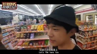 [ENG SUB] Tfboys Official Observation Video Diary 04 观察日记[Clover Production]