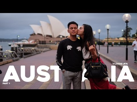 TRAVEL-VLOGGG #76: AUSTRALIA! Part. 1 - Koalanya Kok Begini?