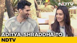 Spotlight On Aditya Roy Kapoor And Shraddha Kapoor