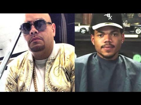 Fat Joe Comments on Chance the Rapper Grammy Win Heard u Gotta sell it to Snatch the Grammy