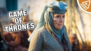 The Meaning Behind Lady Olenna's Epic Game of Thrones Moment! (Nerdist News w/ Jessica Chobot)