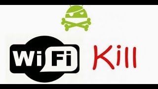 How to use wifi kill(android)