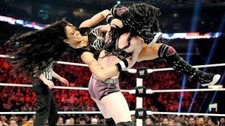 720pHD: RAW 04/07/14 Divas Championship Match: AJ Lee vs. Paige
