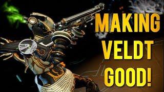 Warframe: How to Make Veldt Good