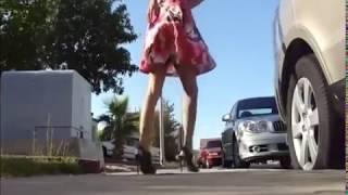 [Hard Dance Style][Shuffling In Heels 2012][Shuffle Girl]