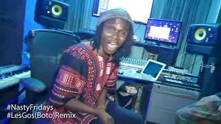NASTY FRIDAY 5 : SESSION STUDIO (BOTO remix) NASTY NESTA x  BLACK T