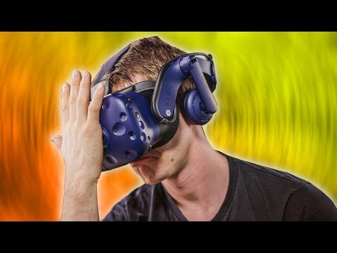 Why does this exist Vive Pro Review