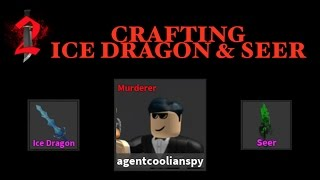Free Seer Knife Roblox Mm2 Read Discription Daikhlo