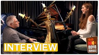 Beauty and the Beast | Sing along & interview with Alan Menken (2017)