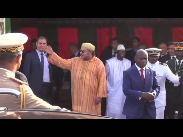 Guinee Bissau: Don d'équipements d'élevage du Roi Mohamed VI