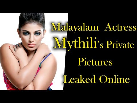 Xxx Mp4 Malayalam Actress Mythili's Private Pictures Leaked Online 3gp Sex