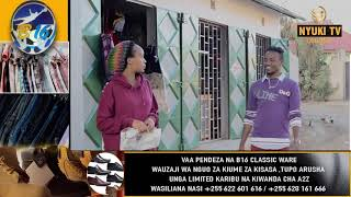 Vunja Mbavu na Kaboma alivyo tolewa baruti usiku wa manane By *Nyuki TV*