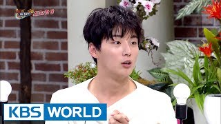 """Yoon Siyoon, """"I did 'this' far for my ex-girlfriend!"""" [Happy Together / 2017.06.22]"""