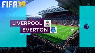 FIFA 19 - Liverpool vs. Everton @ Anfield