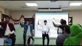 GIHS teachers day dance 2016