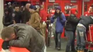 NEW Footage Black Friday STAMPEDE Target Store TRAMPLING Buffalo NY 2010
