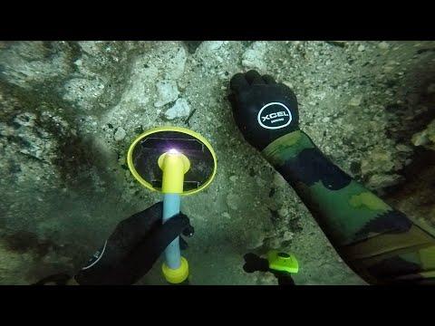 Scuba Diving the Devil s Den for Lost Valuables Found 2 Prehistoric Bones DALLMYD