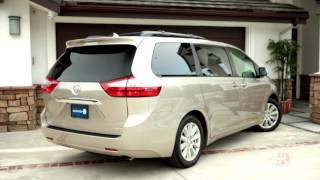 2017 Toyota Sienna | 5 Reasons to Buy | Autotrader