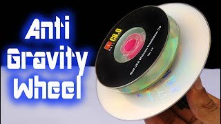How to Make a Anti Gravity Wheel | DIY Gyroscope | Million Gears