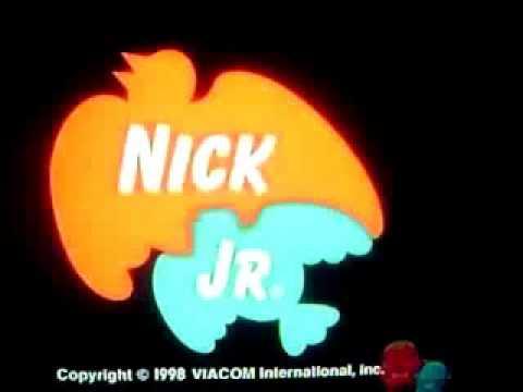 Nick Jr. Productions Logo 1998