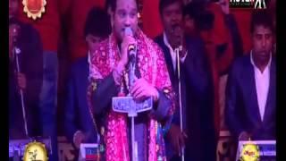 Master Saleem live Jagran at Kalka mandir.....
