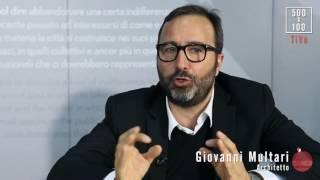 500x100TALK   Giorgio Tartaro con Giovanni Multari