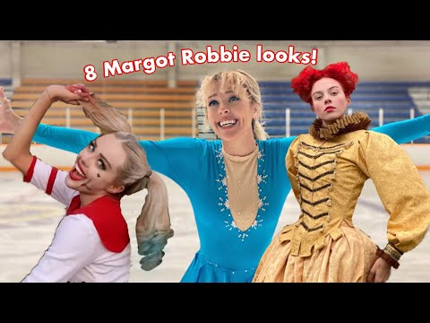 Dressing Only As Margot Robbie for a week