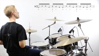 Daily Chops #271 – Rock Drum Fill No. 39