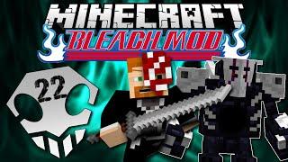 Minecraft: BLEACH MOD EP. 22 - Day of the Golem!