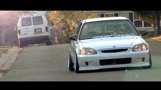 [RFasanaroTV]- HellaFlush EK Civic Hatchback