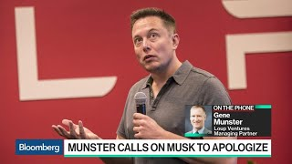 Why Tesla Bull Gene Munster Wants Elon Musk to Apologize