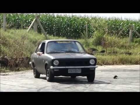 Testando Chevette Motor AP Cavalo de Aço