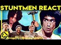 Stuntmen React To Bad & Great Hollywood Stunts 4