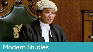 Mock criminal trial  (1/6) - case and plea  | Modern Studies - Young Legal Eagles