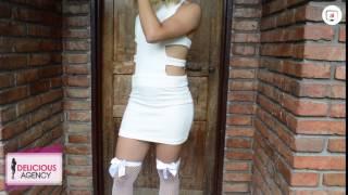 Hermosa Modelo En Ropa Interior (Beautiful model in lingerie) - Delicious Agency Colombia