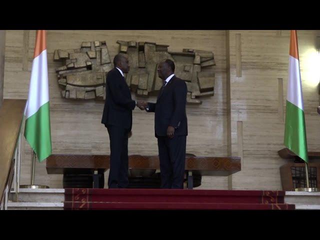Primature RCI: Amadou Gon Coulibaly remplace Daniel K. Duncan