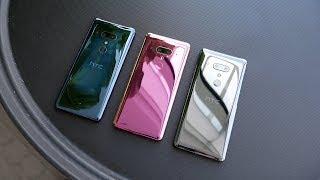 Meet the HTC U12+ - Living on the Edge? | Pocketnow