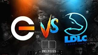 TEAM ECLYPSIA vs LDLC - Underdogs