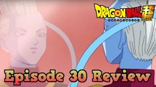 Dragon Ball Super Episode 30 Review: Rehearsing for the Martial Arts Match - Two Remaining Members?!