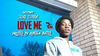 4GTMT Rich Mello - Love Me (Official Video) Directed By Richtown Magazine