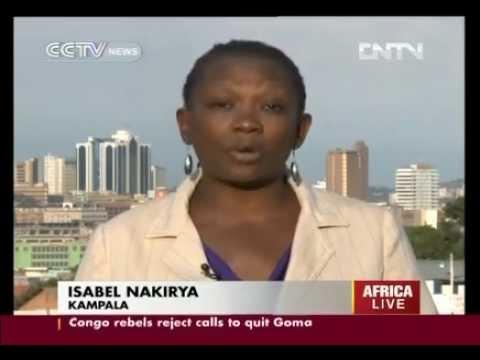 Kabila se fait engueler par Kagame