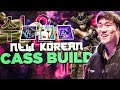 Download Video Download Pobelter - NEW KOREAN CASSIOPEIA BUILD   LCS INHOUSES 3GP MP4 FLV